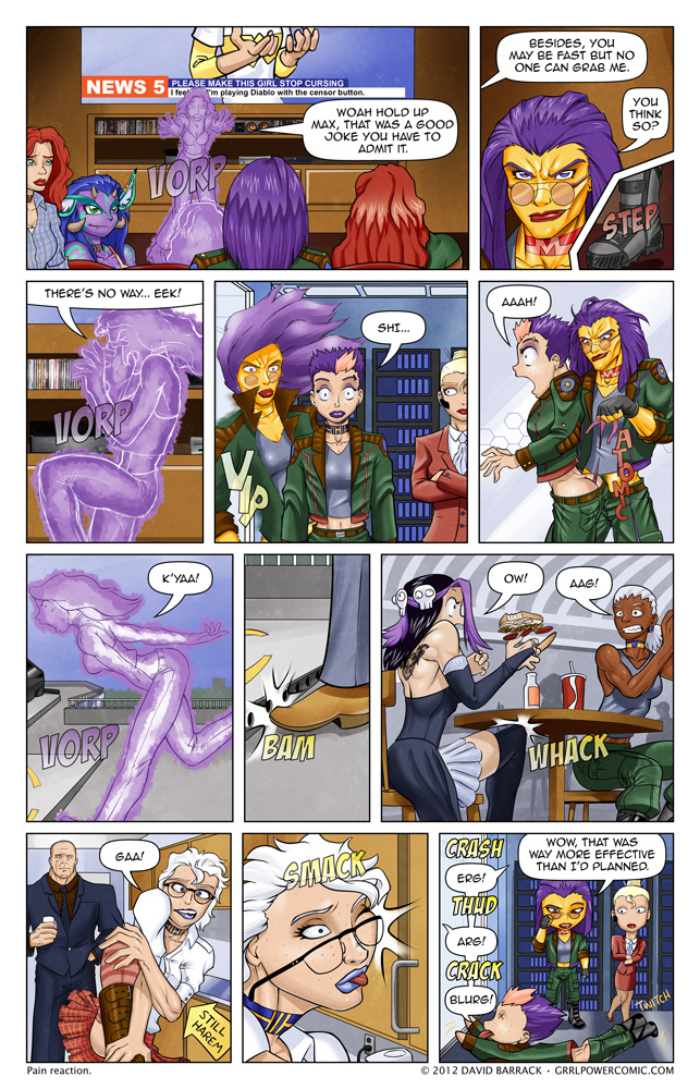 Grrl Power #72 – Punk Busted
