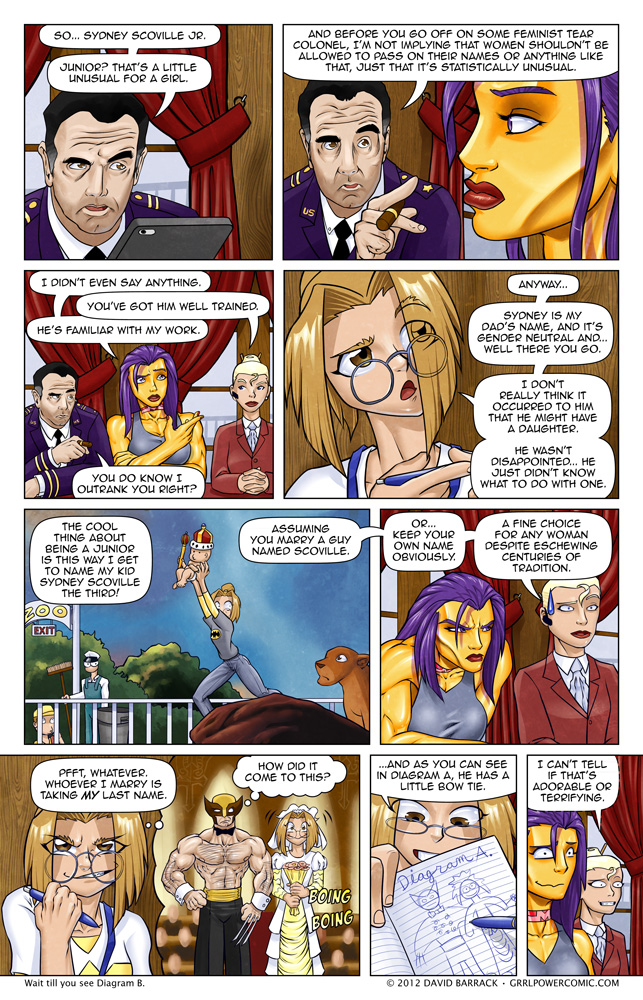 Grrl Power #83 – It's Adorifying!