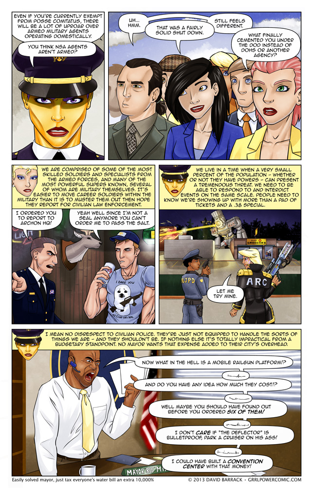 Grrl Power #148 – Just say it. It's about presence